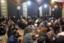 گزارش تصویری: مراسم عزاداری اربعین حسینی در دفتر حضرت آیتالله العظمی صافی گلپایگانی