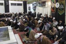 گزارش تصویری: مجلس عزاداری شهادت حضرت صدیقه کبری فاطمه زهرا سلاماللهعلیها