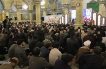 جشن بزرگ میلاد امام حسن عسکری (ع) در مسجد امام حسن عسکری (ع) - قم